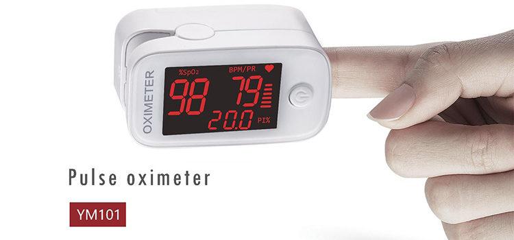 Pulse Oximeter YM101