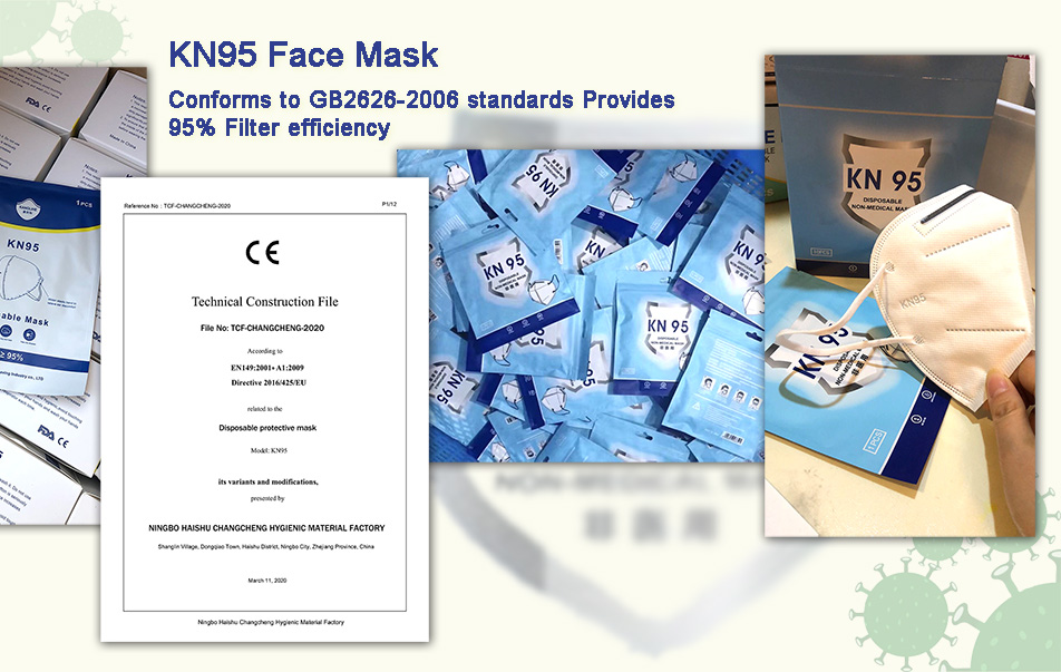 KN95 Face Mask3